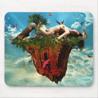 Gaia Mouse Pads