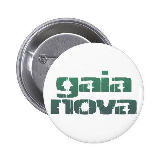 gaia Nova Anstecknadel