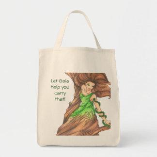 Gaia Organic Grocery Bag
