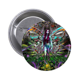 Gaia Pinback Buttons