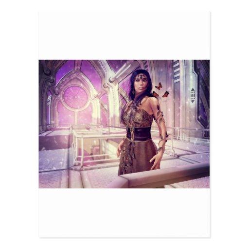 Gaia Post Card