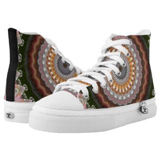 Gaia Printed Shoes