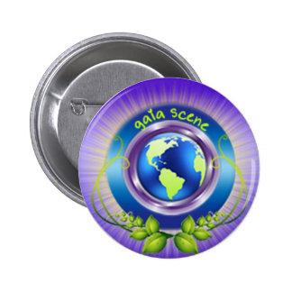 Gaia Scene Round Button