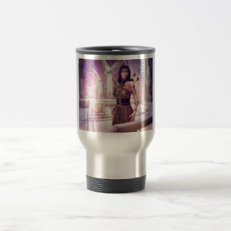 Gaia Stainless Steel Travel Mug