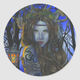 """Gaia"" sticker"