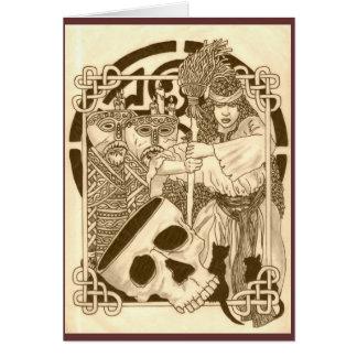 Gaia & Witch Card