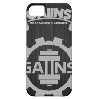 GAIINS BODYBUILDING APPAREL *NEW* IPHONE*CASE BARELY THERE iPhone 5 CASE