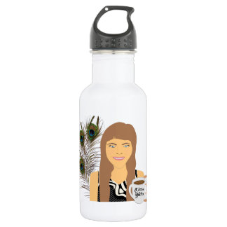 Gail Ohana Donut Water Bottle