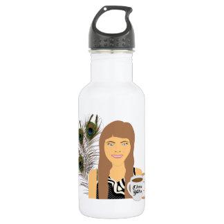Gail Ohana Donut Water Bottle 532 Ml Water Bottle