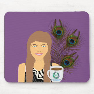 Gail Peacock Mousepad