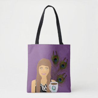 Gail Peacock  Tote Bag