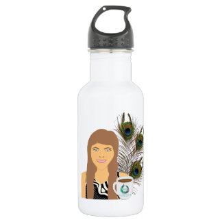 Gail Peacock Water Bottle