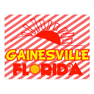 Gainesville, Florida Postcard