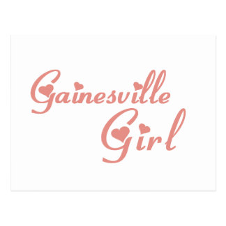 Gainesville Girl tee shirts Postcard