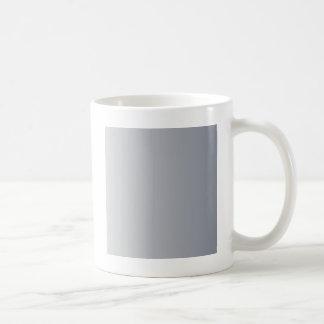 Gainsboro to Roman Silver Vertical Gradient Coffee Mug