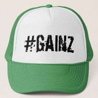 #GAINZ TRUCKER HAT