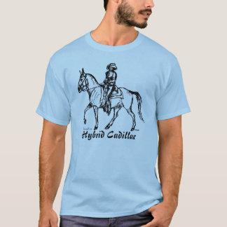 Gaited Mule Hybrid Cadillac Design T-Shirt