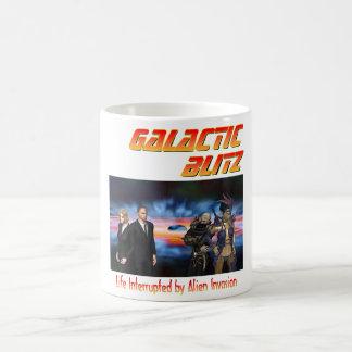 Galactic Blitz 11 oz Classic Mug