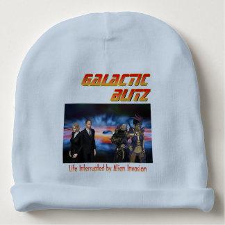 Galactic Blitz Custom Baby Cotton Beanie Baby Beanie