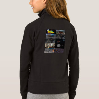 Galactic Blitz Girls' Boxercraft Practice Jacket