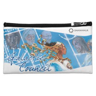 Galactic Council cosmetic bag