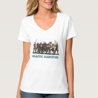 Galactic Gladiators T-shirt