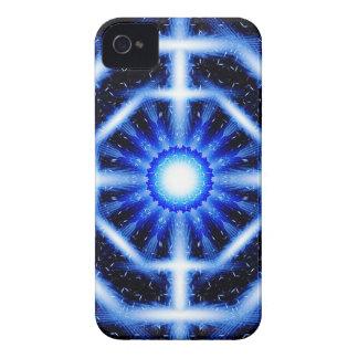 Galactic Octagon Mandala iPhone 4 Case-Mate Cases