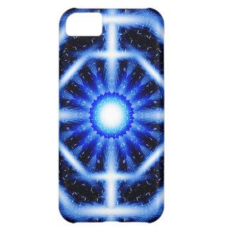 Galactic Octagon Mandala iPhone 5C Case