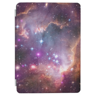 Galactic Outer Space Purple Nebulae iPad Air Cover