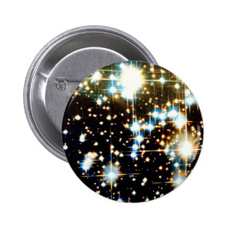 Galactic space awesomeness for cosmic glory 6 cm round badge