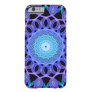Galactic Web Mandala Barely There iPhone 6 Case