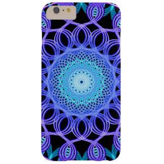 Galactic Web Mandala Barely There iPhone 6 Plus Case