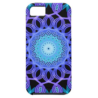 Galactic Web Mandala Case For The iPhone 5