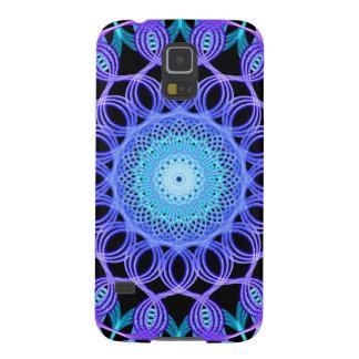 Galactic Web Mandala Galaxy S5 Case