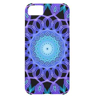 Galactic Web Mandala iPhone 5C Case