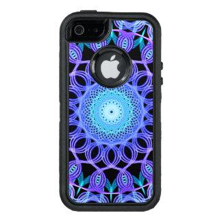 Galactic Web Mandala OtterBox iPhone 5/5s/SE Case