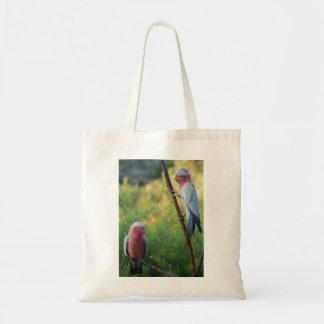 Galah Cacatua roseicapilla Tote Bag