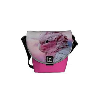 Galah Cockatoo Courier Bags