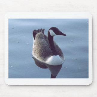 Galant Goose Mouse Pad