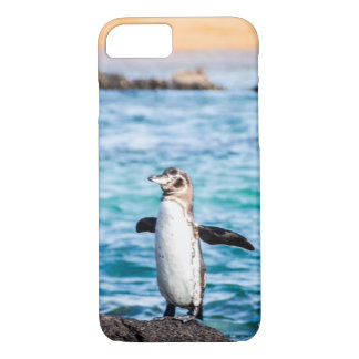 Galapagos Island Penguin Phone Case