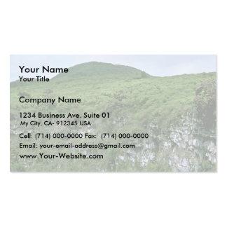 Galapagos Islands Business Card