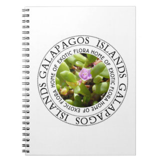 Galapagos Islands Sesuvium Notebook