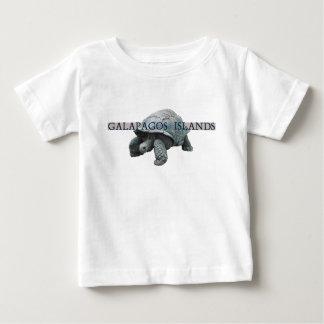 Galapagos Islands Tortoise Baby T-Shirt