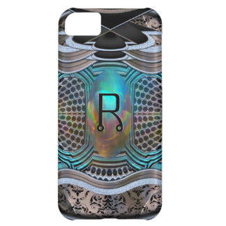 Galastar High Tech Monogram Case For iPhone 5C