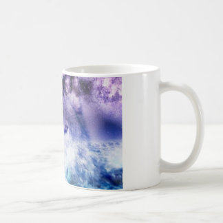 Galatic Wolf Coffee Mug