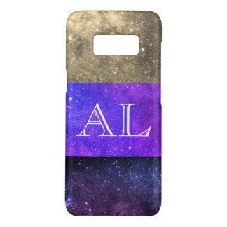 Galaxies Classic monogram 2 Case-Mate Samsung Galaxy S8 Case
