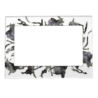 Galaxies Magnetic Frame