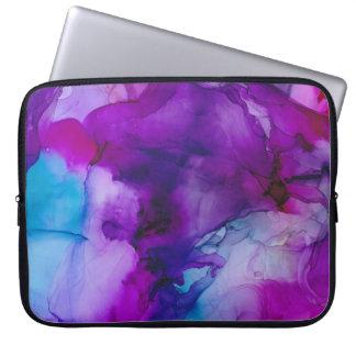 Galaxy Abstract Laptop Sleeve