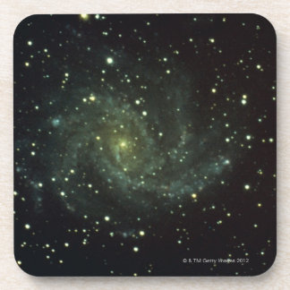 Galaxy and Stars Coasters