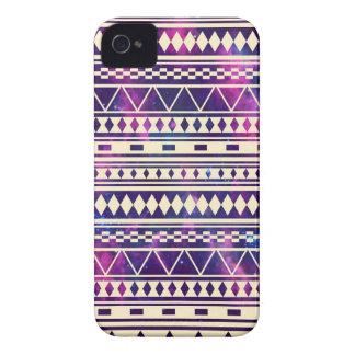 Galaxy andes aztec iPhone 4 case